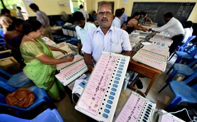 As many as 2,373 voters from the constituency did not want to vote for anyone and pressed the EVM button for NOTA (Source: PTI)