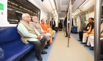 PM Modi asks people to use public transport, save fuel costs