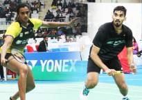 2017 has been a PV Sindhu, K Srikanth weave a fairytale year for Indian badminton