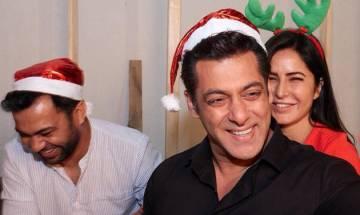On Salman Khan's birthday, Katrina Kaif has an 'adorable' wish for 'Tiger Zinda Hai' star