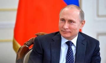 Russia President Vladimir Putin calls Saint Petersburg blast 'act of terror'