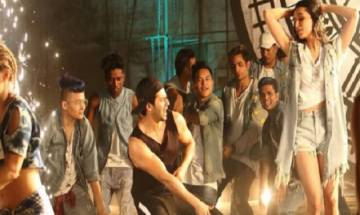 Pics: Varun Dhawan and Shraddha Kapoor reunites for 'High Rated Gabru'