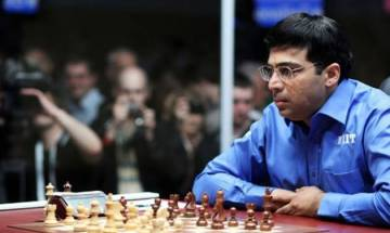 Viswanathan Anand defeats Russian Vladimir Fedoseev to clinch World Rapid Chess Championship title