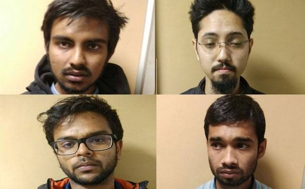 NCB identifies arrested students for allegedly pedaling drugs as Gaurav Kumar, Tenzin Phunchog, Anirudh Mathur, Sam Mallick.