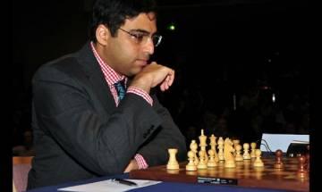 Viswanathan  Anand wins bronze at World Blitz Chess Championship
