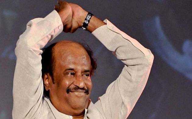 Rajinikanth launches Android app, web page to assemble members for party (Photo Courtesy: PTI)