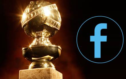 Golden Globes awards 2018, Facebook ousts Twitter in the