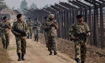 BSF guns down intruder along IB in J&K, destroys 2 Pakistani posts