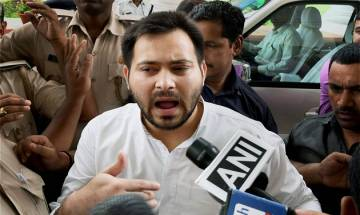 Lalu Yadav's compromise with BJP would have earned him title of 'Raja Harishchandra', claims son Tejashwi Yadav
