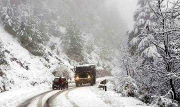 Leh recorded as coldest place in Jammu and Kashmir