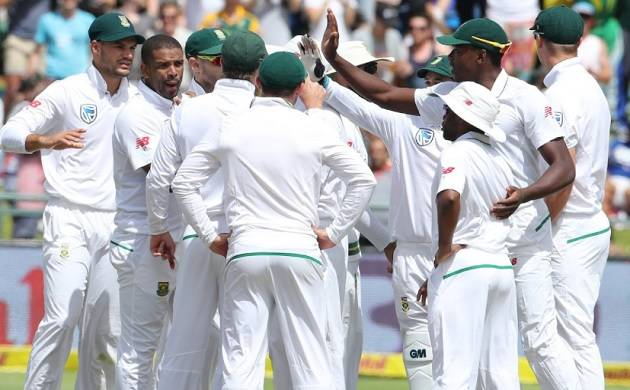 Ind vs SA, 1st Test: Philander six-fer powers South Africa to 72 runs win against India (ICC Photo)
