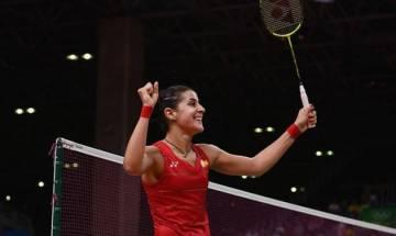 Marin overpowers Nehwal as Hyderabad Hunters thrash Awadhe Warriors in Premier Badminton League