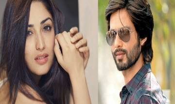 B-town diva Yami Gautam unites with Shahid Kapoor for THIS Bollywood flick