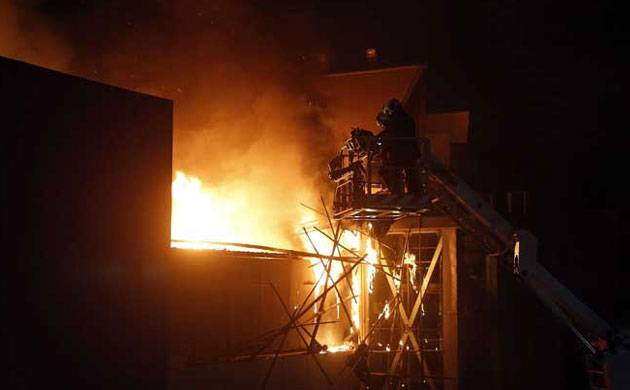 BMC chief asks hoteliers to strictly follow fire safety norms (Source: PTI)