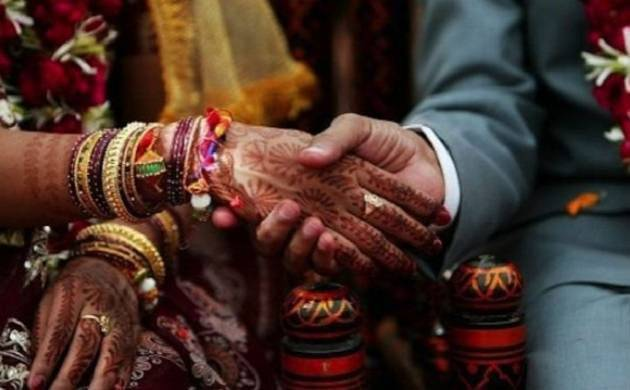 Inter-caste marriage: Incentives can be applied for within 3 years (representative image: PTI)