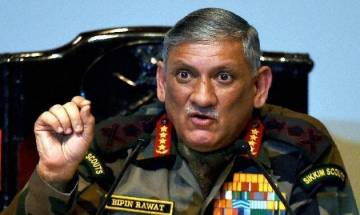 General Bipin Rawat says chemical, biological, nuclear weapons becoming reality from non-state actors, DRDO needs to develop counter mechanism