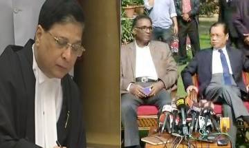 Full text of top Supreme Court judges' letter to CJI Dipak Misra