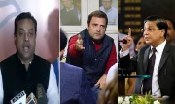 Supreme Court crisis: BJP remains cautious, accuses Congress of politicising judiciary
