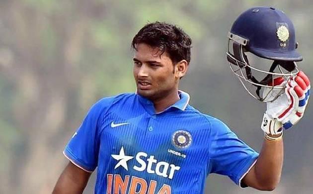 Rishabh Pant blasts second fastest T20 century for Delhi against Himachal Pradesh (PTI Photo)