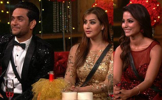 Bigg Boss 11 finale: Meet the top three finalists of Salman Khan's show