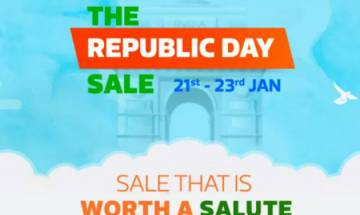 Flipkart Republic Day Sale dates out; to take on rival Amazon!