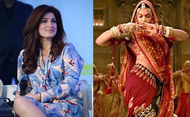 Twinkle Khanna Broke Silence Over Padman Vs Padmaavat