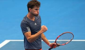 Australian Open 2018: Dominic Thiem overcome spirited challenge from American Denis Kudla to storm into third round