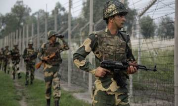 BSF jawan killed in ceasefire violation in Jammu's RS Pura Sector, says Army