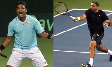 Australian Open 2018: Leander Paes, Purav Raja stun fifth seeds Soares-Murray pair to enter pre-quarters