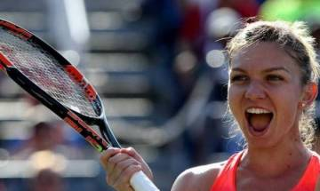 World No.1 Simona Halep saves three match points against Lauren Davis to storm into Australian Open pre-quarters