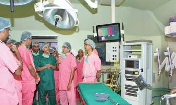 Jipmer reaches another milestone, performs 50th successful robotic-assisted surgery in Puducherry