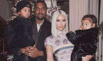 Kim Kardashian and Kanye West reveal the name of their third baby