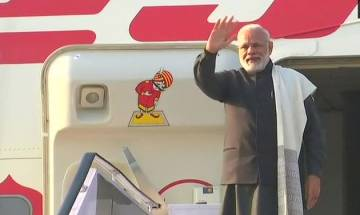 World Economic Forum 2018: Prime Minister Narendra Modi leaves for Davos