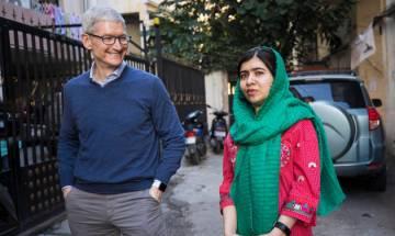 Apple, Malala Fund partner to extend education programs to 10,000 girls of India, Latin America