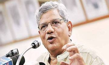 Opposition considering impeachment motion against CJI Dipak Misra: Sitaram Yechury