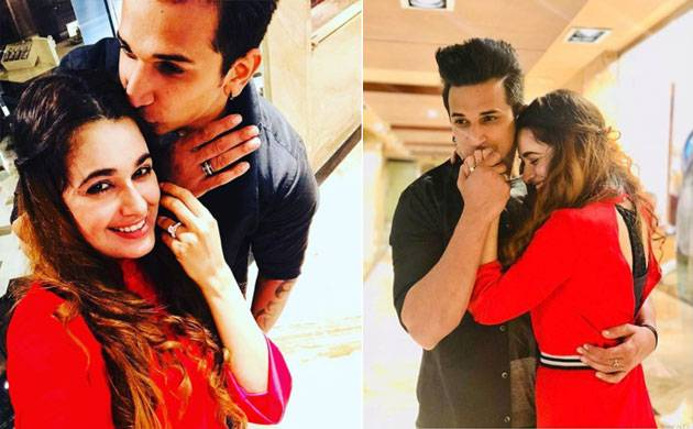 Prince Narula get ENGAGED to Yuvika Chaudhary, shares SPECIAL message for his lady love