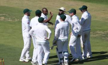 Ind vs SA   3rd Test: SA seize early momentum in Wanderers Test after India get bundled out for 187