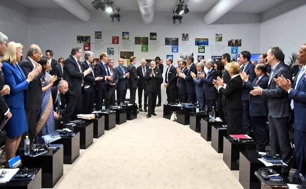 China praise PM Modi speech at Davos opposing protectionism (Source: PIB)
