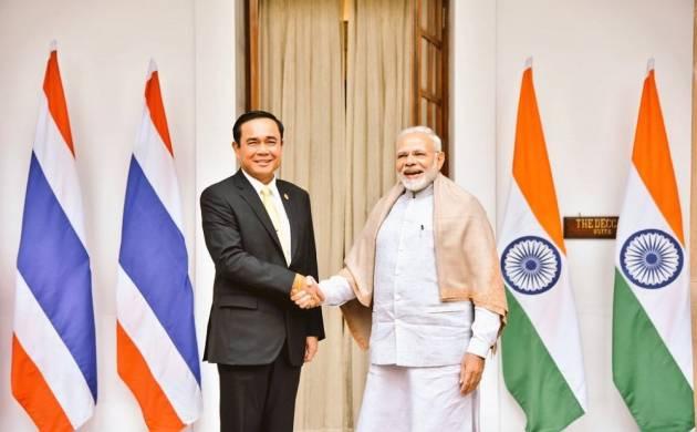 India-ASEAN summit (Source: Twitter)
