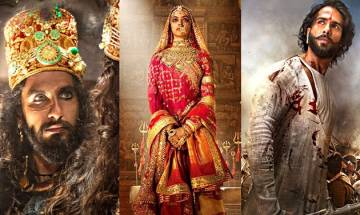 Padmaavat box office collection day 3   Ranveer-Deepika's royal drama joins 100 crore club; Shatters box office records of Baahubali 2, Dangal