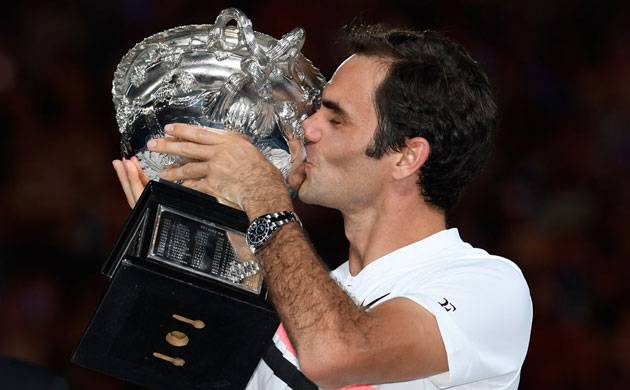 Australian Open 2018 final Live: Roger Federer eyes 20th Grand Slam title against Marin Cilic (Source: Twitter)