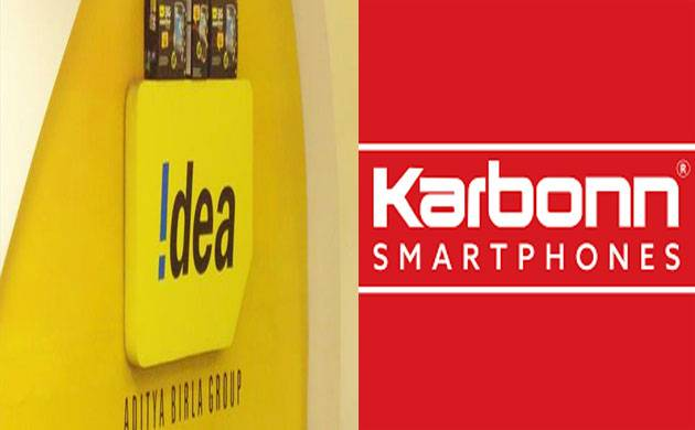 Idea Cellular partners with Karbonn Mobiles to offer cashback up to Rs 2,000 (Source: PTI)