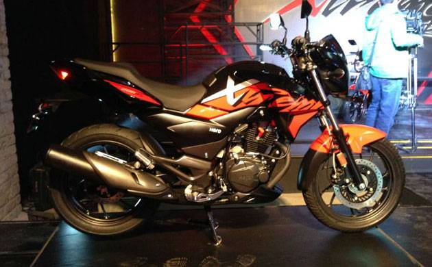Hero MotoCorp unveils its new Xtreme 200R with amazing features! (Source: hero.com)