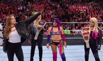WWE: NOT Charlotte Flair but Ronda Rousey to face THIS former champion at Wrestlemania 34?
