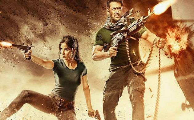 Tiger Zinda Hai Box Office Collection: Salman Khan starrer is UNSTOPPABLE despite competition from Padmaavat (Source- Salman Khan's Twitter)