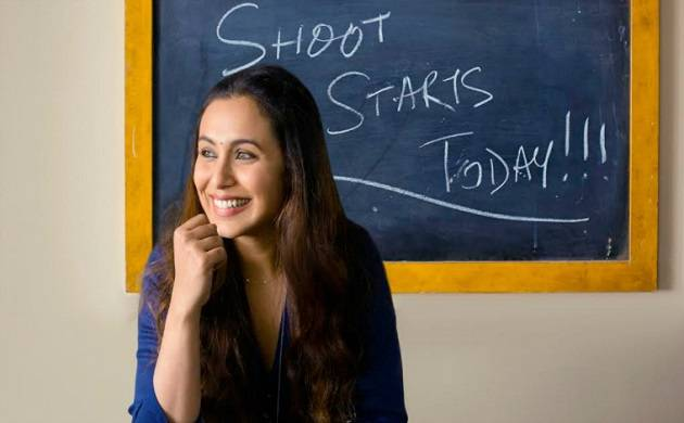 Rani Mukherjee's 'Hichki' gets new release date; Will now hit screens on March 23 (File Photo)