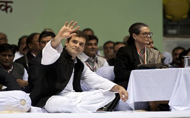 Sonia, Rahul Gandhi call for opposition unity as BSP skips crucial meet (File Photo)