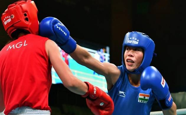 Mary Kom strikes gold in India Open boxing tournament (PTI Photo)