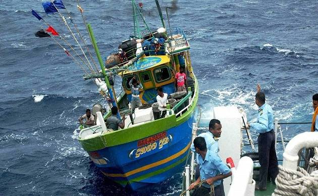 Two Indian nationals held by SL Navy for 'smuggling' heroin (Representative Image)