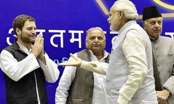 PM's words don't mean anything: Rahul's jibe at Modi over Naga peace accord
